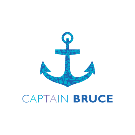 Captain Bruce Logo