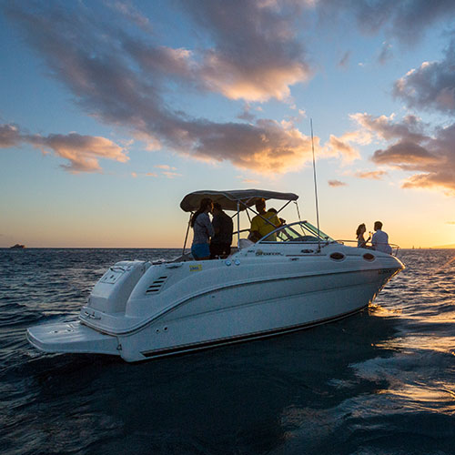 Boat Charter Pearl max 4 passenger