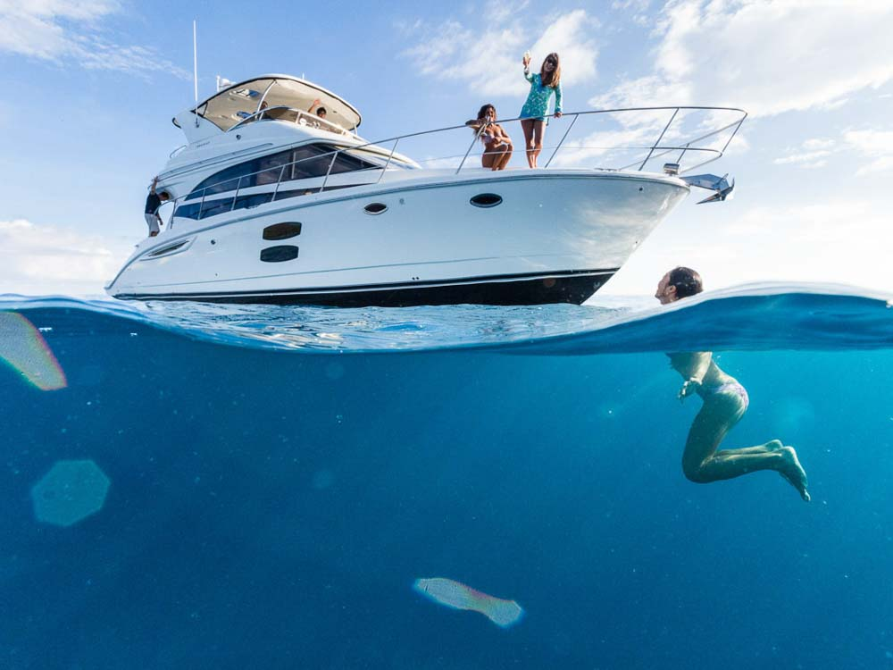 Private Yacht Charter Hawaii