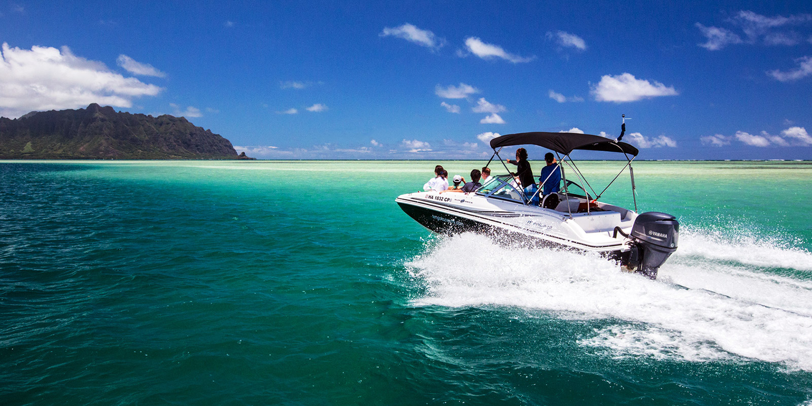 Private Charter at Sandbar Kaneohe