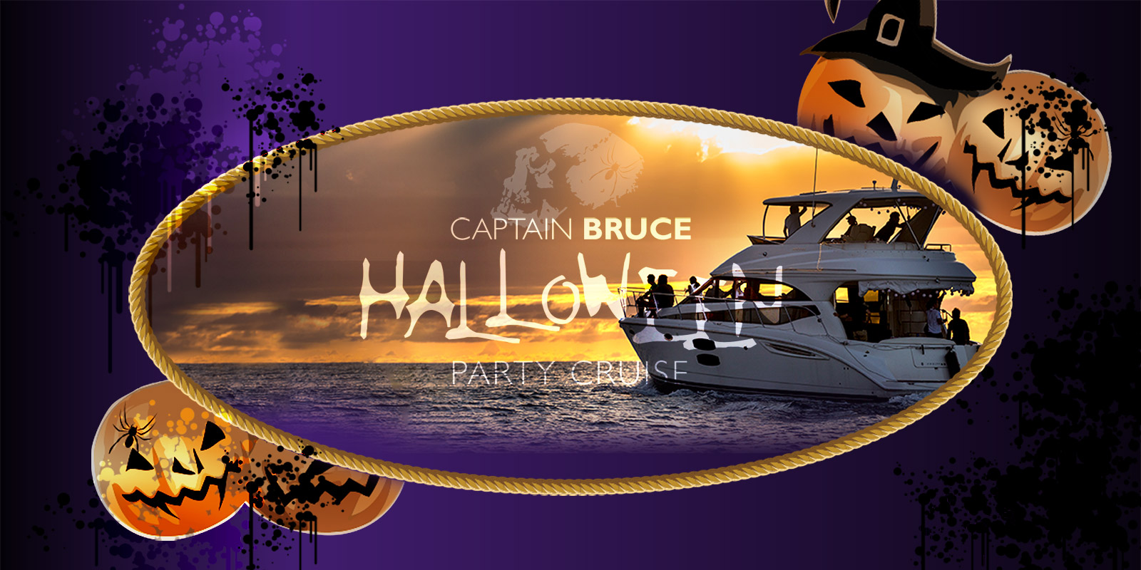 Halloween Party Charter